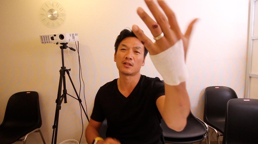 箱根温泉 ダッシュでイノシンから逃げる! それでも手ブレしない GoPro HERO5 BLACK × KarmaGrip