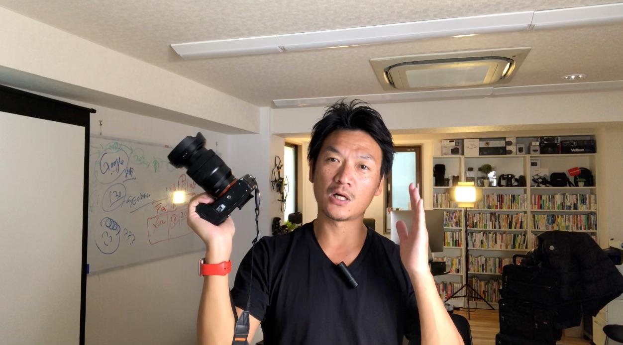 SONYのミラーレスカメラ α7IIIのある生活