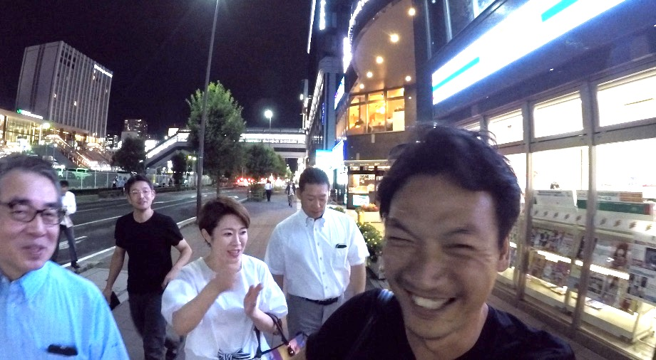 〜 東北方面へ、WEB&戦略サロンのチャンネル収録の旅 〜