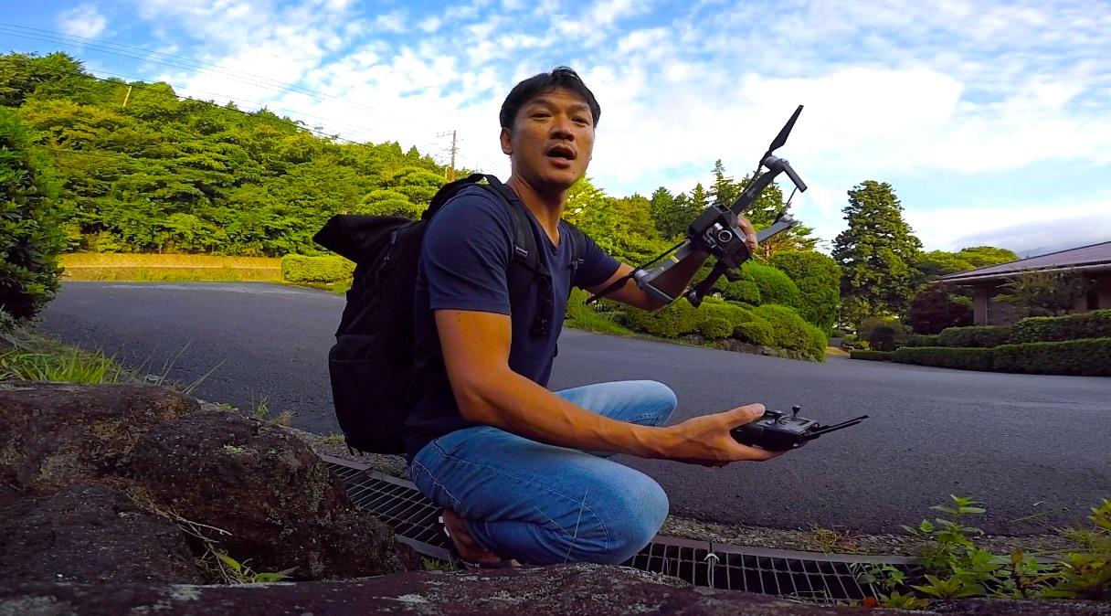 箱根に行ってきました。ドローン&プール楽しかったです^^