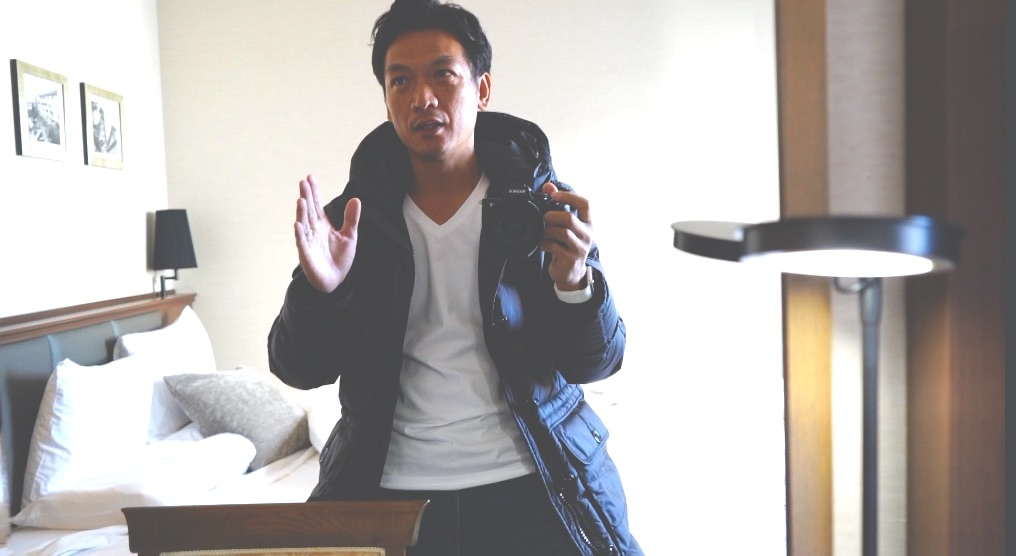 北海道旅行、二日目〜 旅行じゃない出張ですっ^^ 高橋真樹 / 撮影機材Gopro7 × a7iii