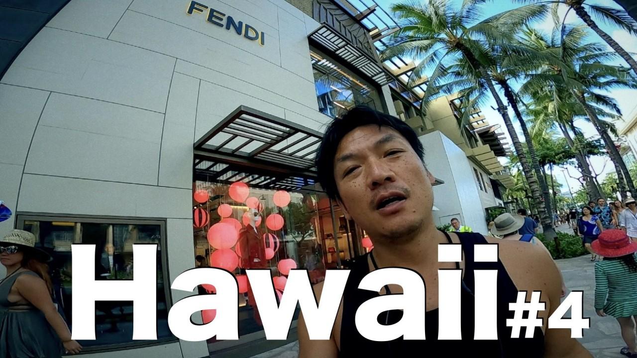 【ハワイ旅行#4】ゴープロ8(Gopro8)と、マビックミニ(Mavic mini)で、1日VLOG撮ってみました。