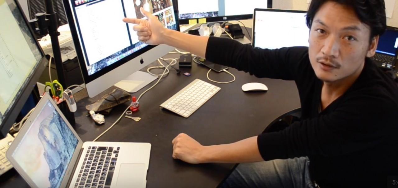 僕のiMacはトリプルディスプレイ!マイデスクをご紹介