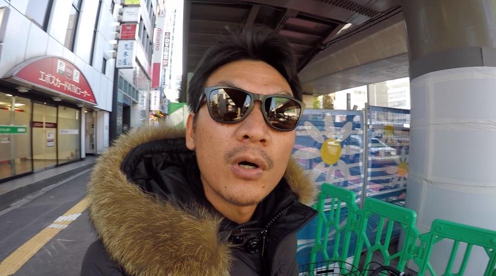 表参道→ 渋谷 チャリでプラプラお散歩VLOG 実はやけどしてます。。。