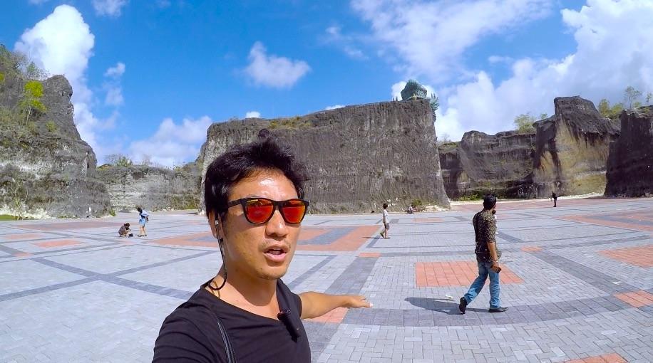 <バリ島#3> GWKヒンドゥー教の神→ ウルワツ寺院ケチャダンス