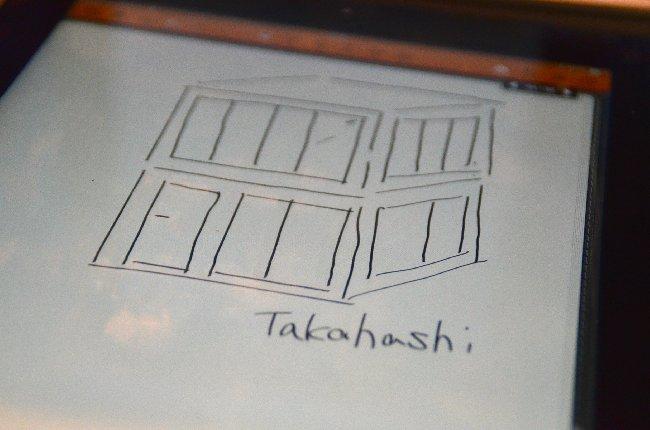 熊谷市の建築会社さんでホームページ制作のミーティング