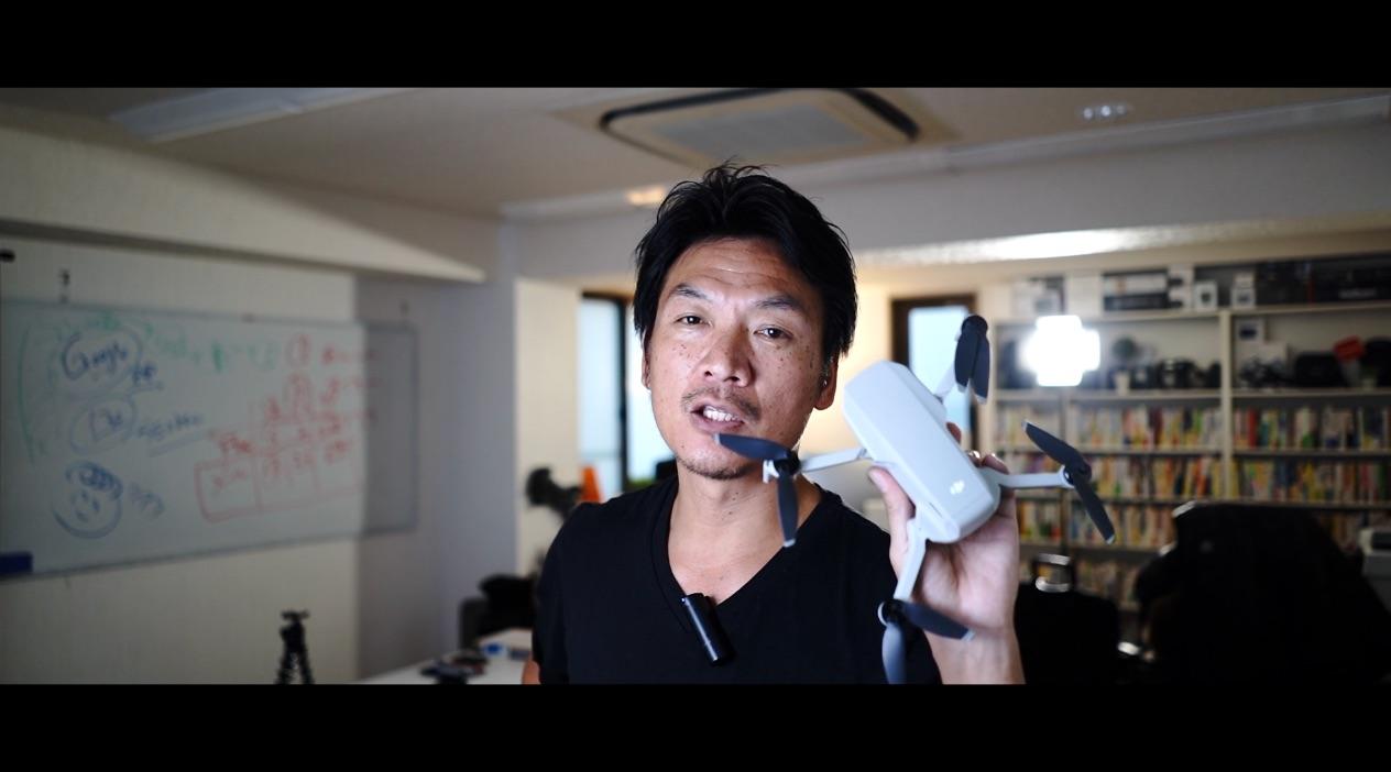 マビックミニ(Mavic Mini)をおもいっきり飛ばしてみた感想vlogに最高! / ドローン歴3年の体験から