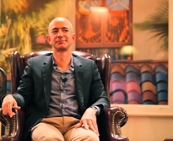 ジェフ・ペゾス10の名言 Amazon流