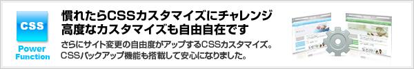 CSSカスタマイズ