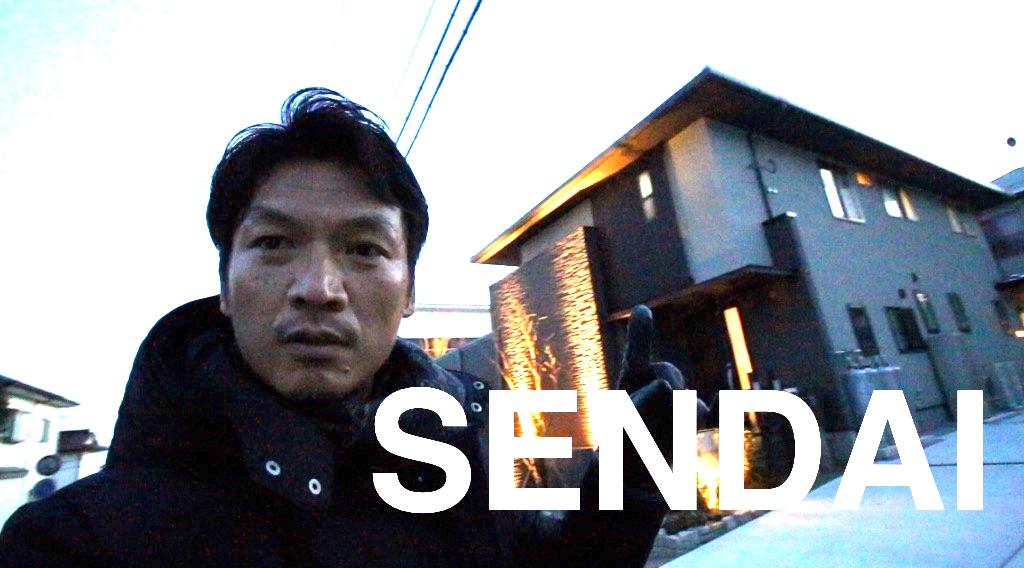 仙台へ撮影しに行ってきました。 光のページェントも綺麗。