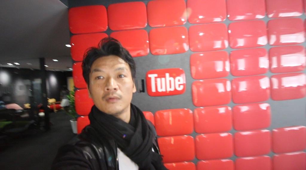 ユーチューブスペース東京の半日動画作成勉強会に行ってきました