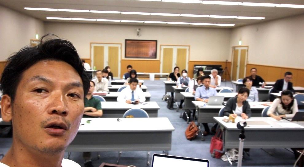 舞鶴の商工会議所さんへ、WEB集客セミナーをしに行ってきました^^