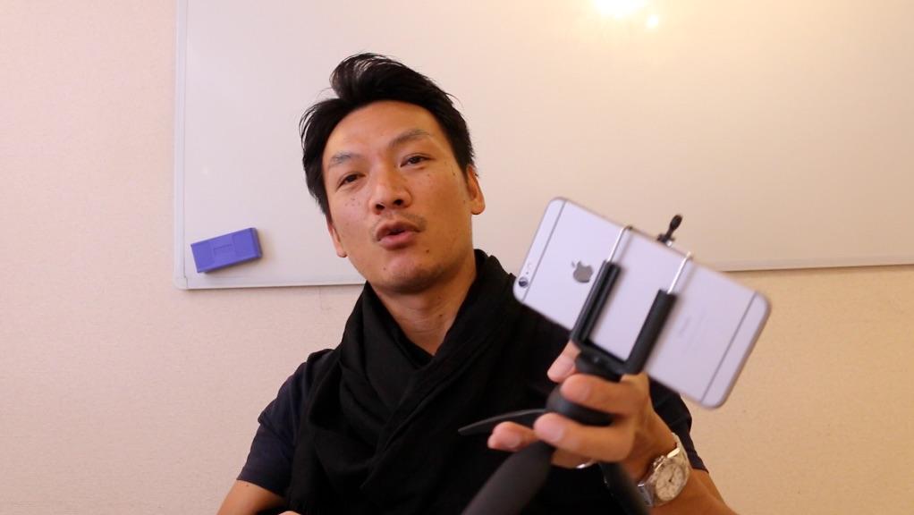 iPhoneでタイムラプス撮影。YouTubeやFacebookに取り込もう。