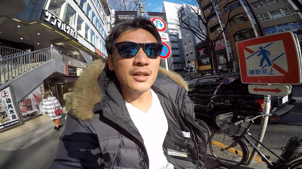 休日ぷらぷらVLOG/恵比寿→表参道→渋谷 鍋、寿司、カキフライ、ケーキセット