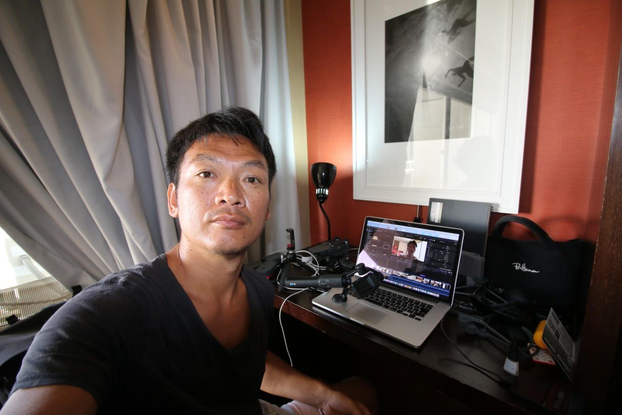 <ハワイ#10> ハワイに持って来た撮影機材やガジェット関連をご紹介^^