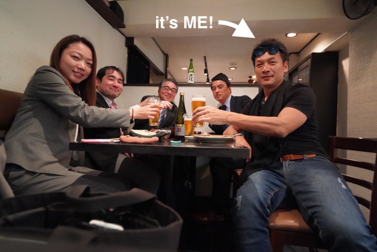 サロンのミニセミナーをやってました!恵比寿で美味しいご飯屋さんも開拓^^