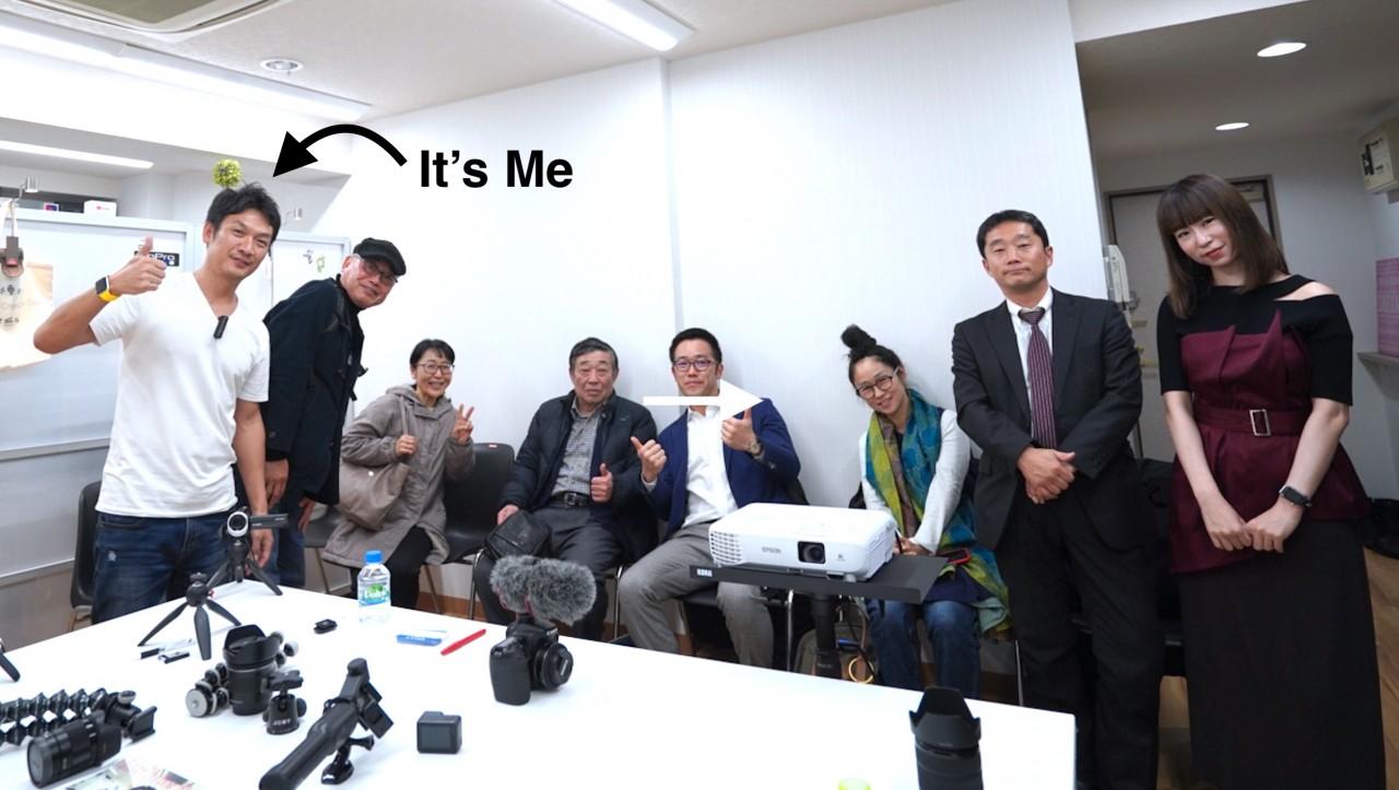 YouTubeパワーアップ塾(第1回目)やってました〜