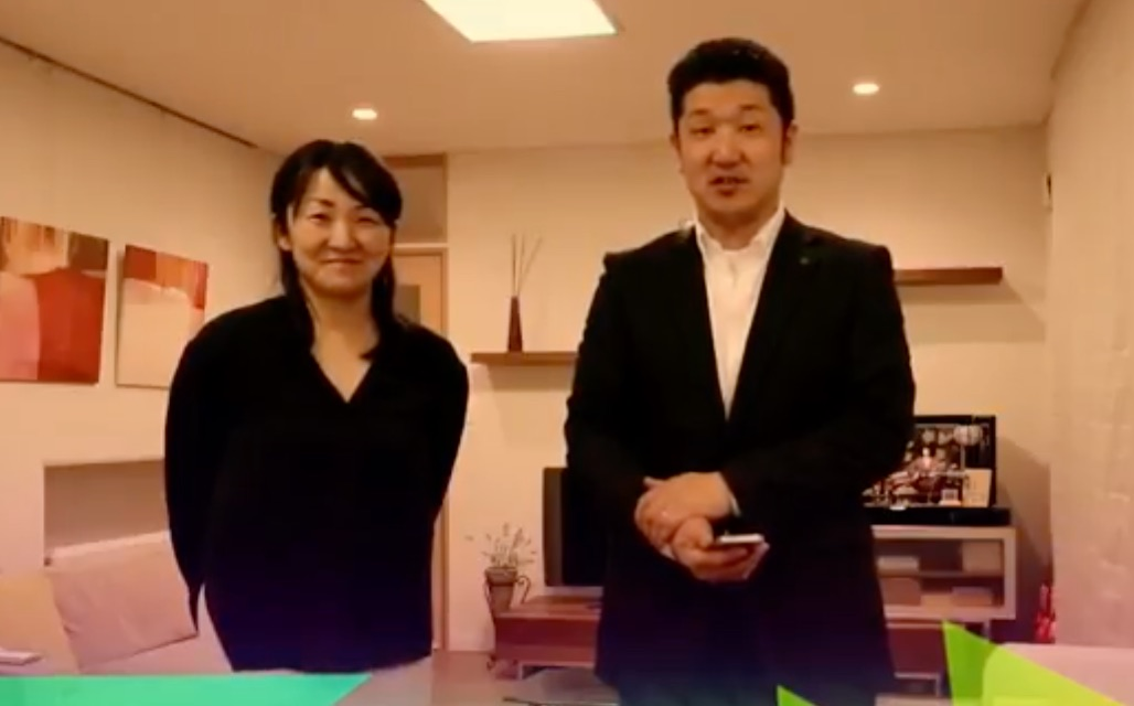 工務店WEB研修 株式会社駒沢建工 駒澤社長&副社長