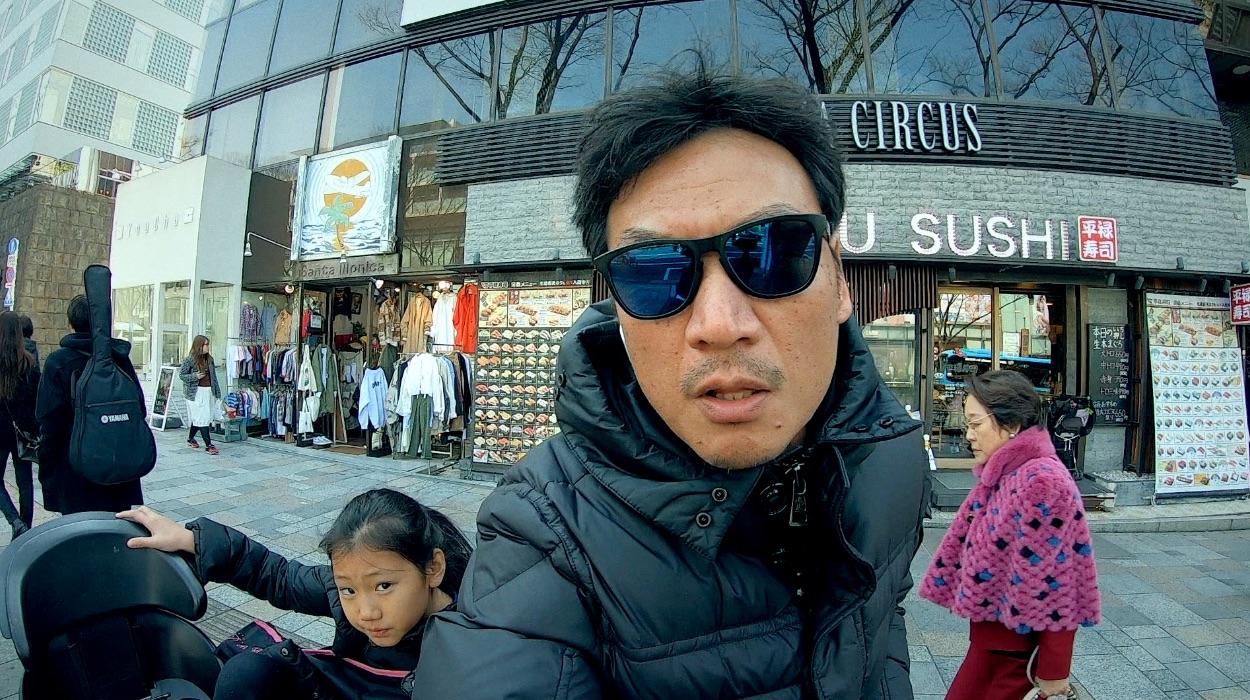 【休日ぷらぷらVLOG】表参道で新しいスイーツ屋さんも発見 CHAPON(シャポン)