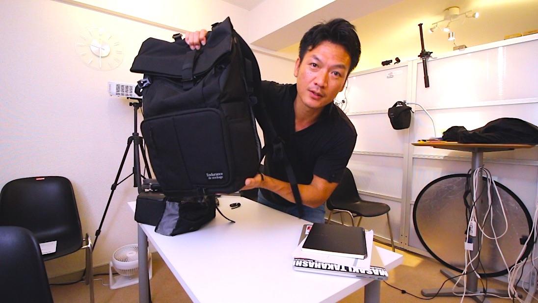 endurance カメラバッグ買いました⭐︎ エンデュランス