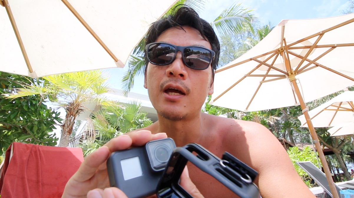プーケット4日目〜帰国 ホテルプールに、タイ式マッサージ