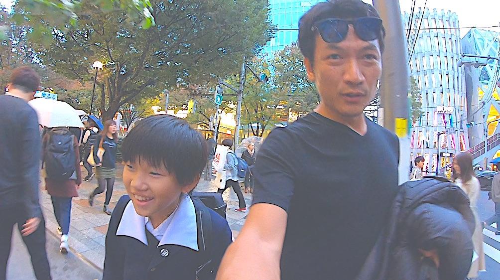 sonyグリップとiPhoneのコントローラー買いに渋谷行ってきます^^ 高橋真樹 撮影機材Gopro Hero7