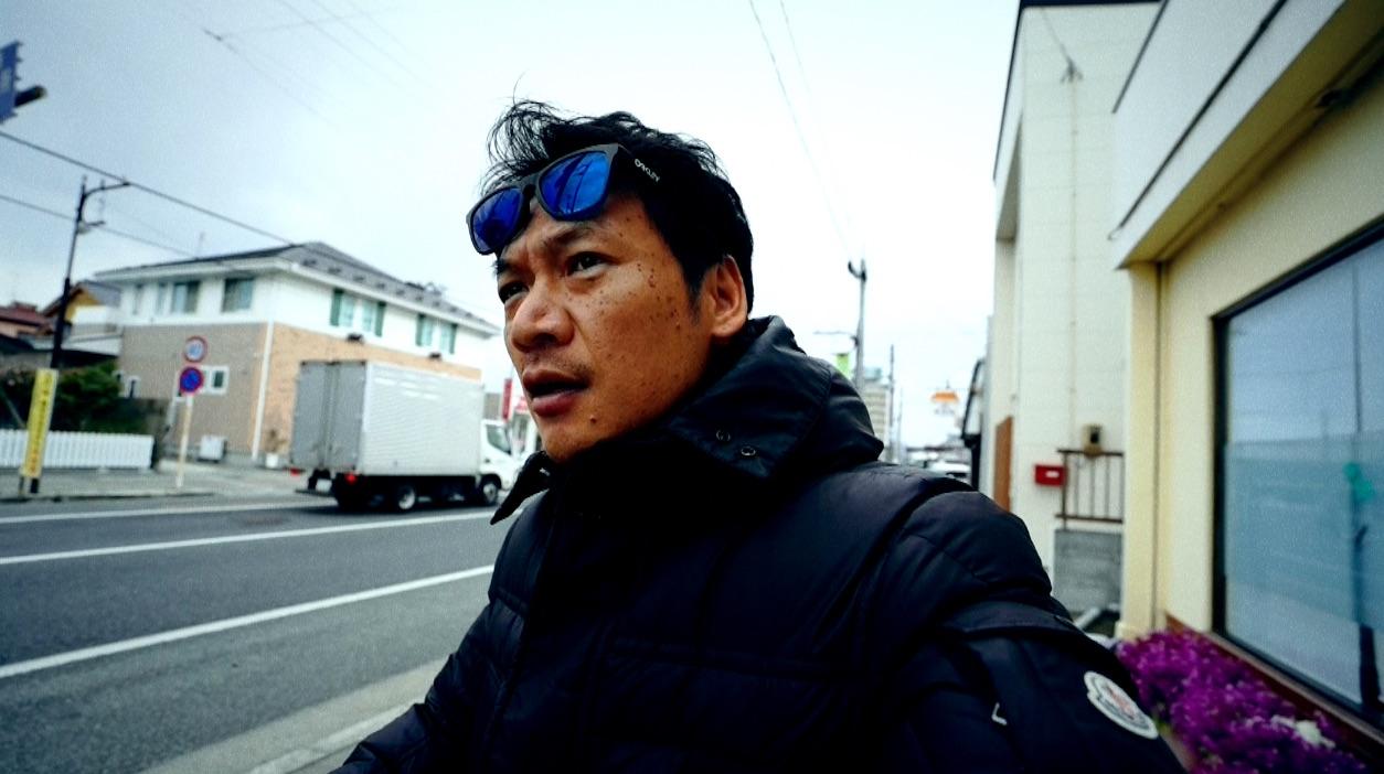 福島県へ出張! 4月なのに寒っ。。。