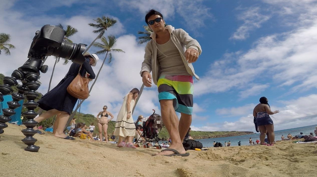 ハワイ#4 ハナウマベイ(全米NO,1ビーチ)&ヒルトン花火大