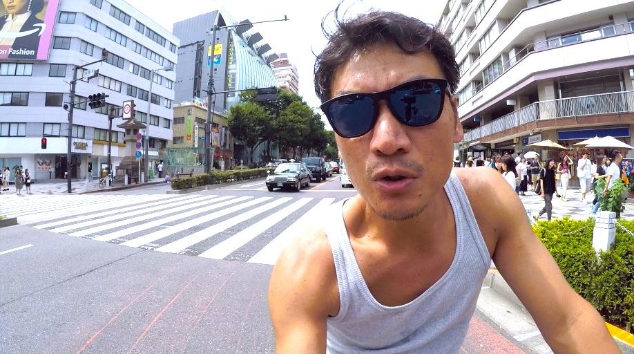 ゴールドジム→ ZARA→ 警察→ エイベックスビル→ ビアガーデン / 休日ぷらぷらVLOG