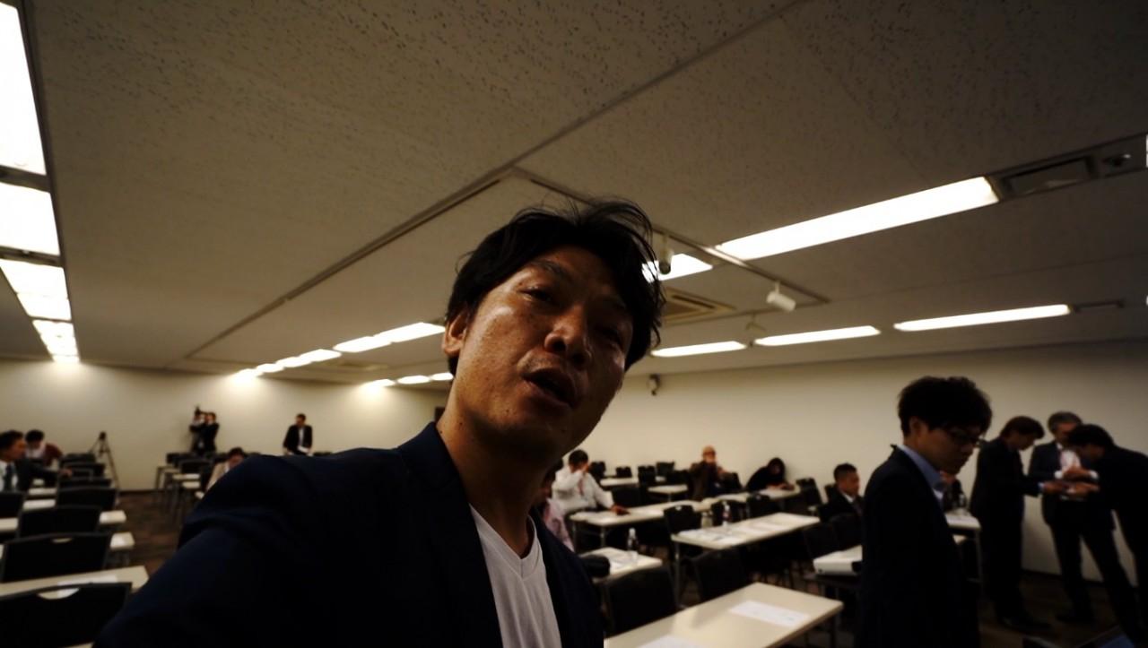 Gopro hero8がやっと届いたぞ! 初撮影は、福岡で〜