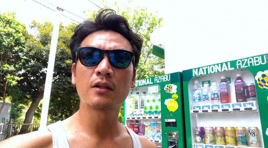 広尾の有栖川公園を散策^^ も〜汗だくです。休日ぷらぷらVLOG