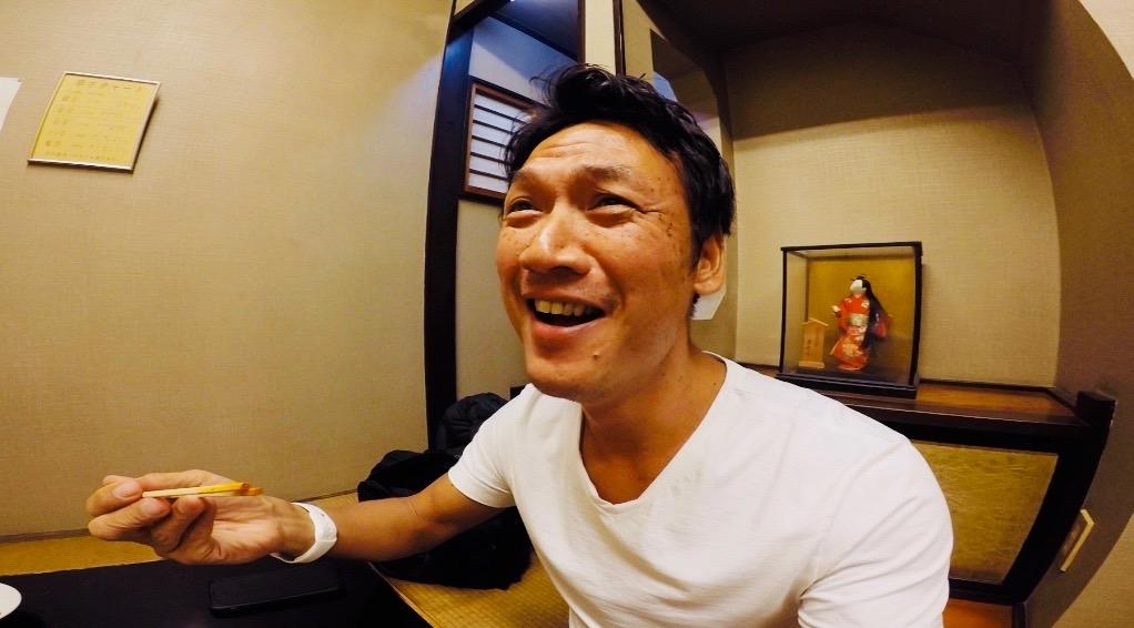 白金の鉄板焼き→ 白金のラーメン→ 仙台の焼肉屋→ 仙台の温泉