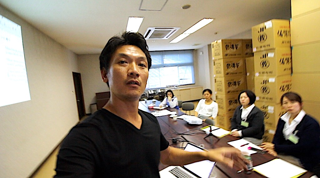 栃木でコンサル研修 そして、家に入れない。。。