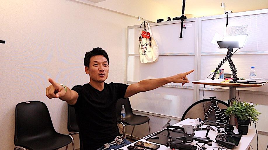 複数カメラ撮影、音声別録りの練習〜^^  a7iii × EOS70D × iPhone X