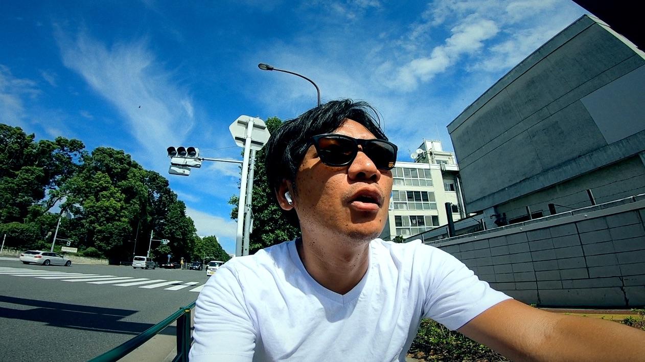 アラフィフオッさんの何でもない休日 ぷらぷらVLOG / 撮影gopro hero 7