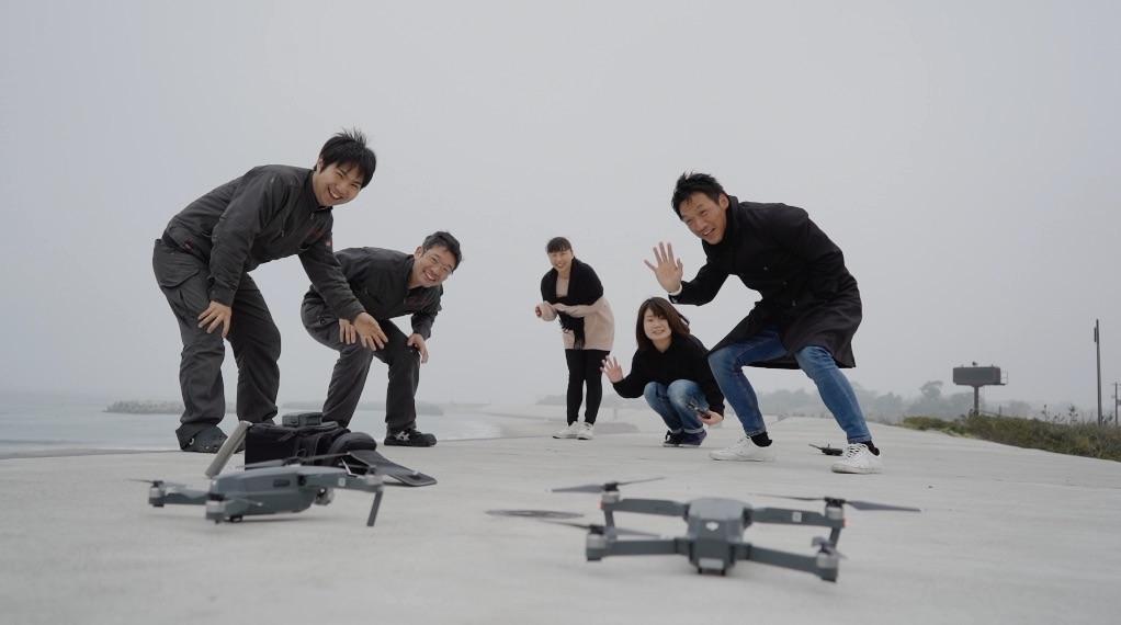 ドローン撮影&動画編集の、コンサルティング研修をしに、今回は仙台へ行って来ました。