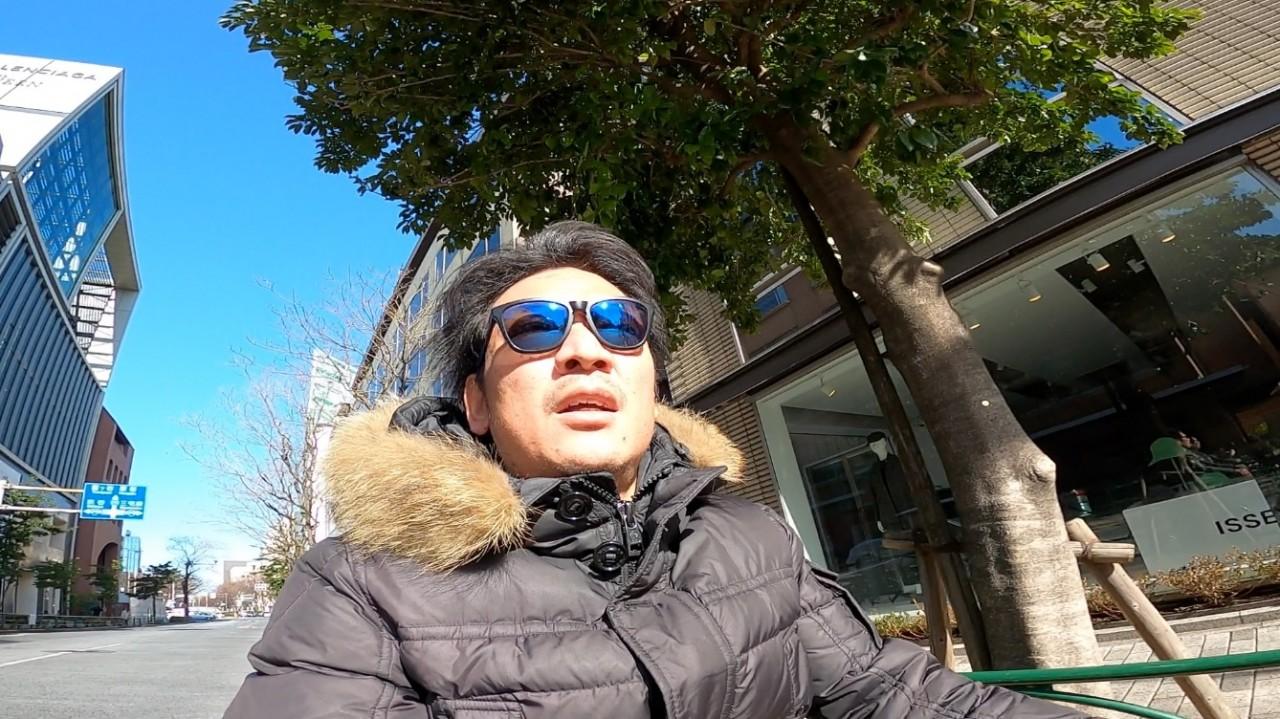 表参道の裏道ぷらぷら→ 熱海の焼肉屋へ移動^^