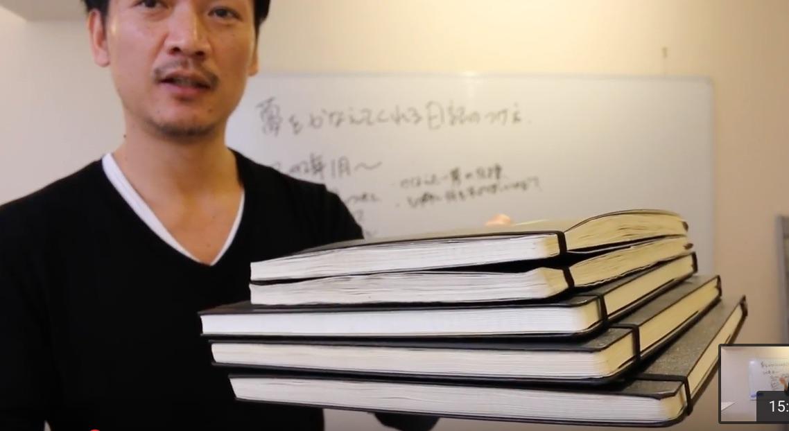 夢を叶えてくれる日記のつけ方 僕のセルフマネジメント法!