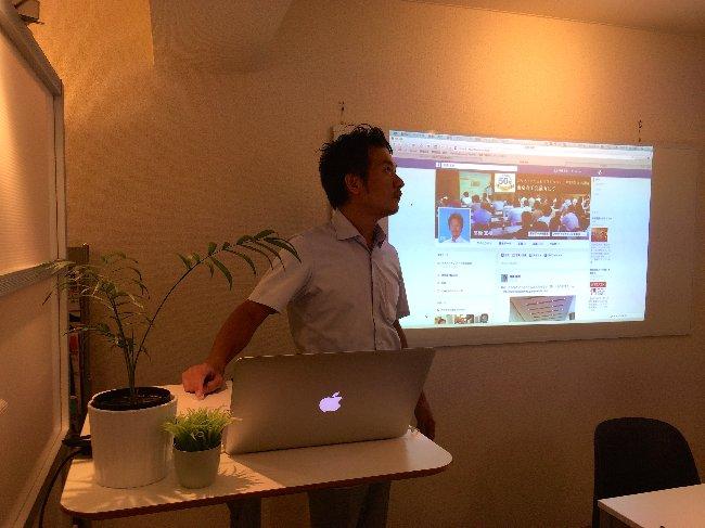 ホームページ制作のご提案にFacebookセミナーに大忙し。