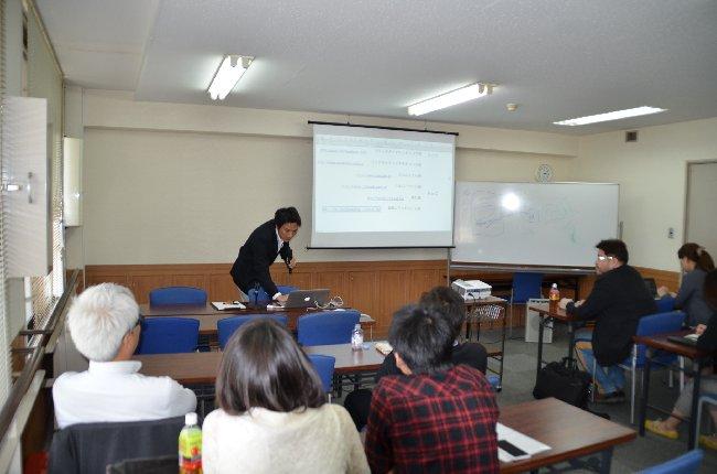 ホームページ活用セミナーを新大阪で開催しました。
