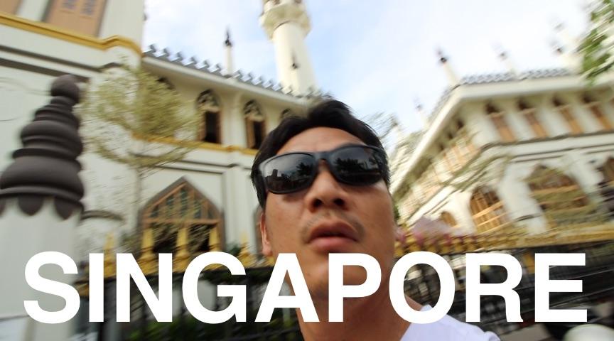 クアラルンプールから日帰りシンガポールはバタバタです。