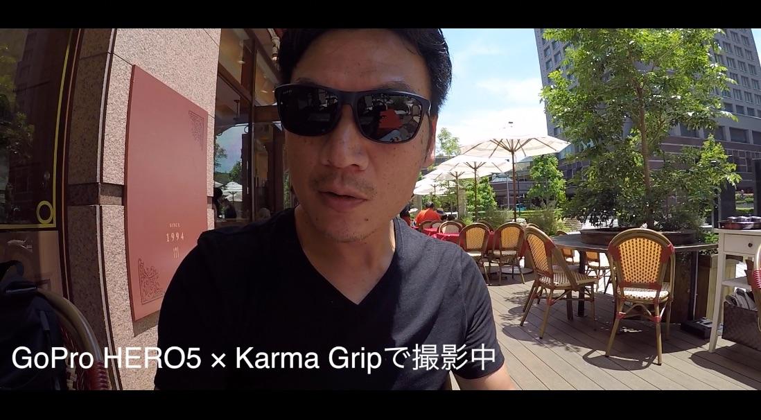 GoPro HERO5 BLACK 標準マイクは使えるのか?