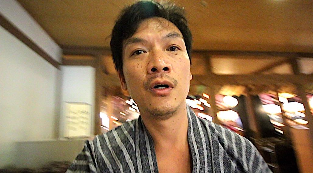 大江戸温泉物語お台場へ⭐︎ オッさんの疲れ過ぎた時の休日の過ごし方^^