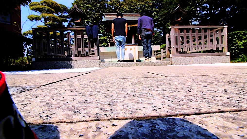 仙台の菜花社長と、恵比寿をぷらぷら。