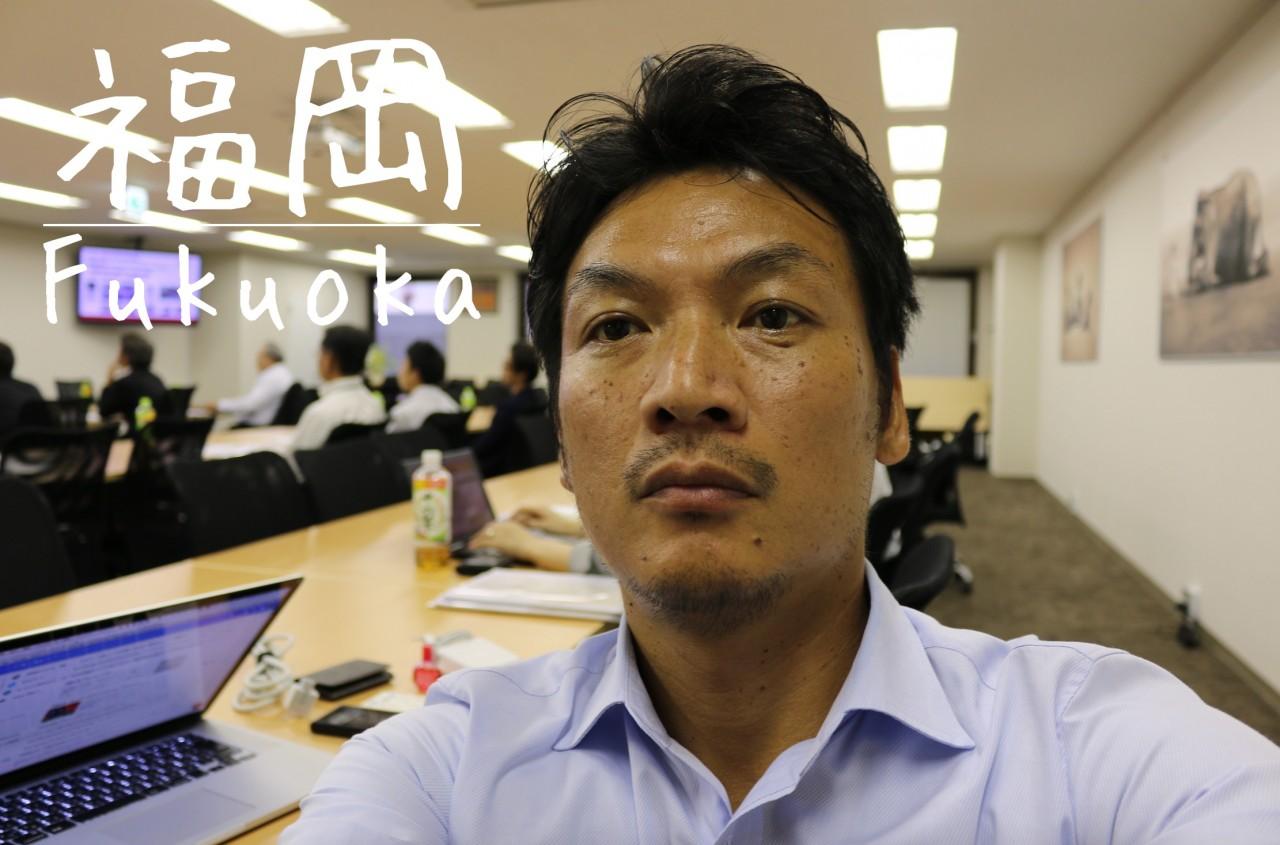 福岡行ってきました!WEBセミナー&中州ラーメン