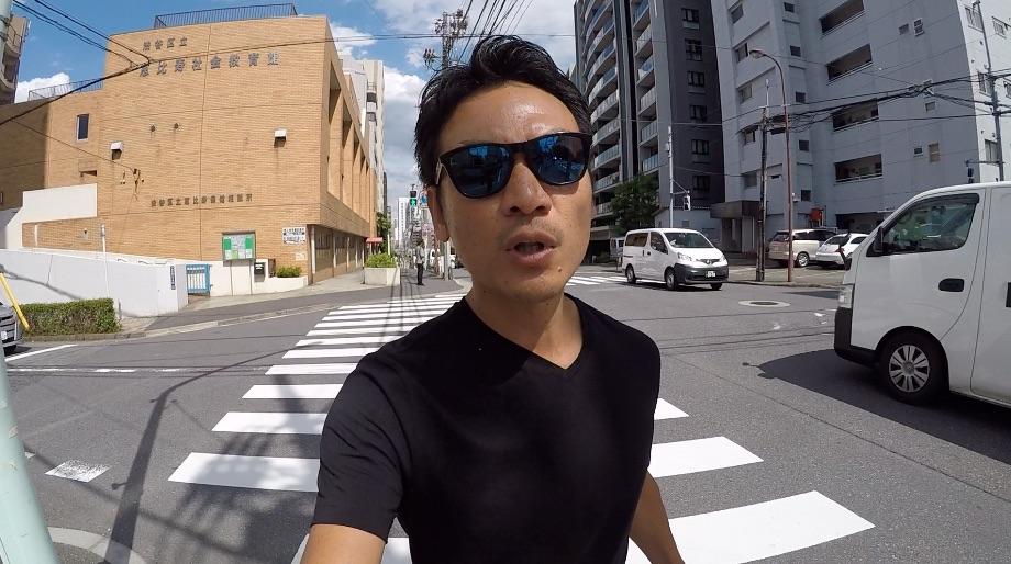 プロモーションビデオ(pv)の打ち合わせ 広尾の天現寺亭でお好み焼き^^