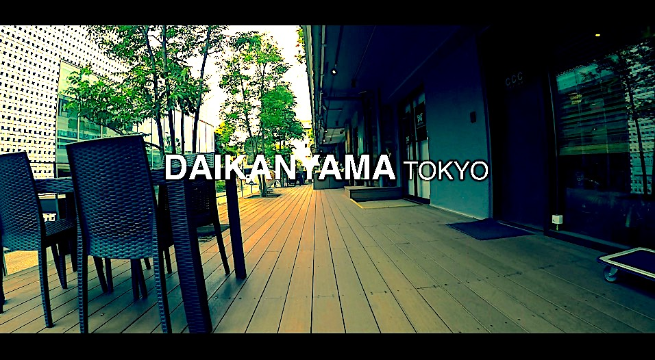 GoPro HERO5 BLACK × Karma Grip 代官山 ランチ散歩