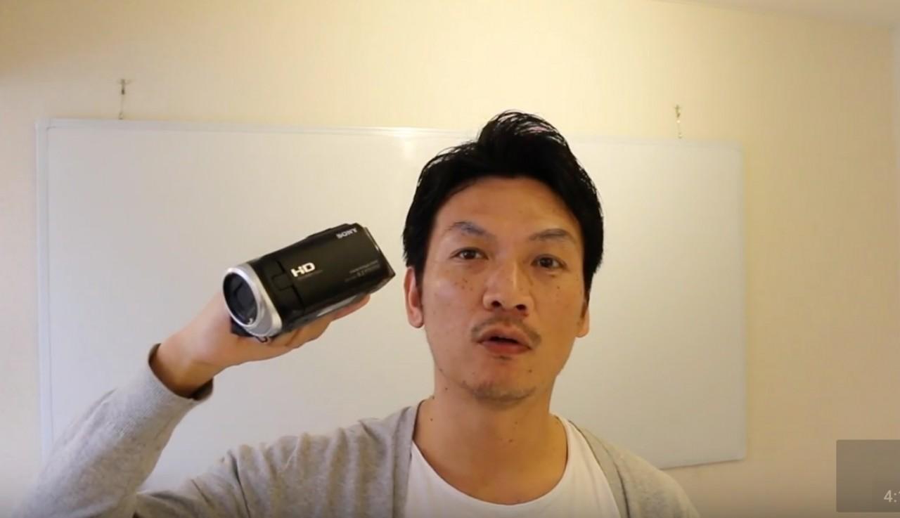 sony handycam hdr-cx485 手ぶれ補正がどのくらい凄いのか試してみました。
