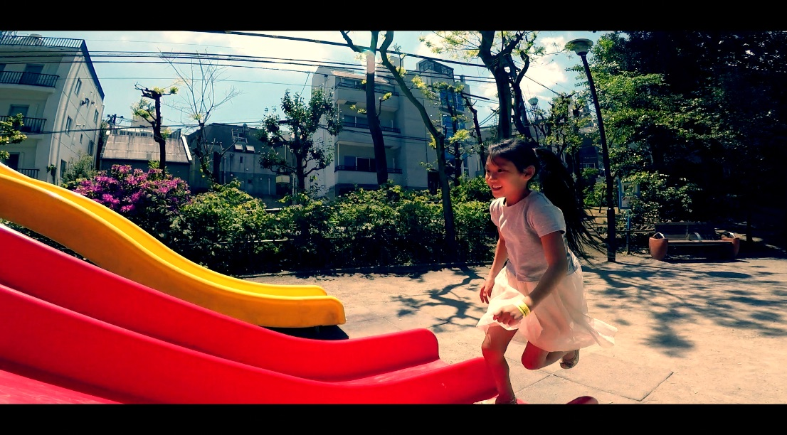 GoProでいく休日  HERO5 × karma grip 〜 アスレチック編 〜