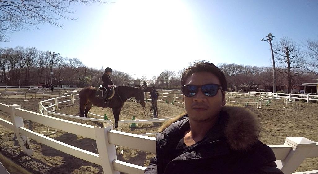 馬の操縦って案外かんたん?!人生初の乗馬クラブ